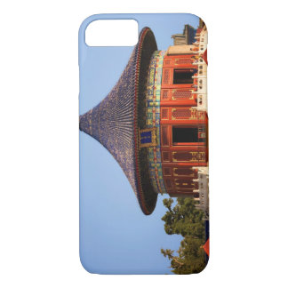 Coque iPhone 7 La Chine, Pékin, parc bronzage de Tian, le temple