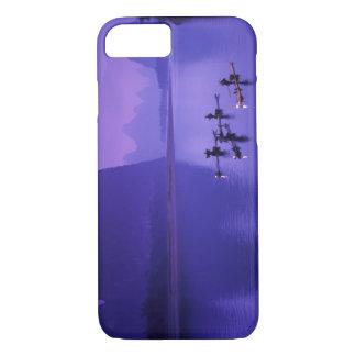 Coque iPhone 7 La Chine, rivière de Li. Pêcheurs de Cormorant