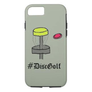 Coque iPhone 7 La couverture de téléphone de golf de disque de