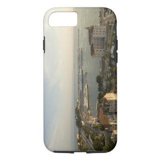 Coque iPhone 7 La Croatie, Dalmatie, fente. Vue de Riva