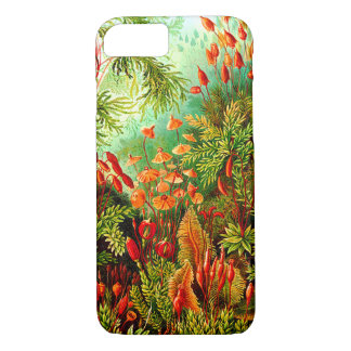 Coque iPhone 7 La forêt plante la peinture