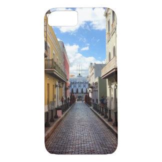 Coque iPhone 7 La Fortaleza - vieux San Juan