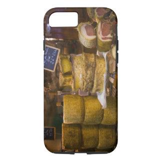Coque iPhone 7 La France, Corse. Fromages et charcuterie locaux