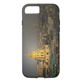 Coque iPhone 7 La France, Paris. Les Invalides vu du