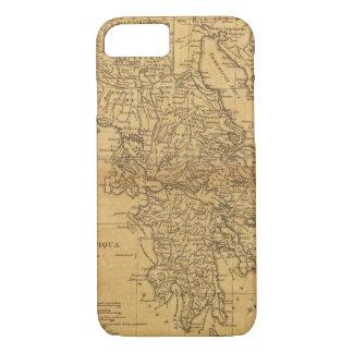 Coque iPhone 7 La Grèce antique 2 2