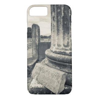 Coque iPhone 7 La Grèce, ruines de ville antique