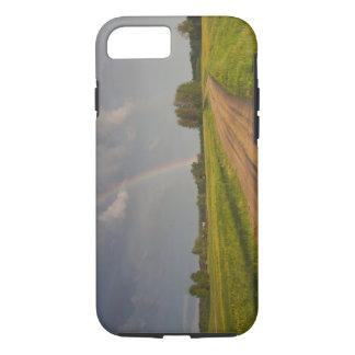 Coque iPhone 7 La Lettonie, Lettonie du nord-est, région de