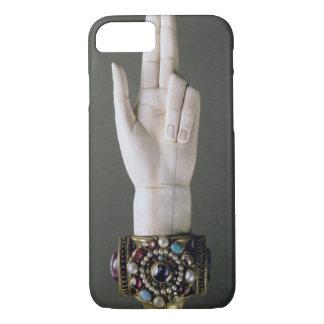 Coque iPhone 7 La main de la justice, du trésor de St Deni