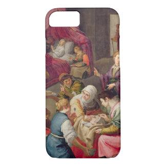 Coque iPhone 7 La naissance de la Vierge, 1640 (huile sur la