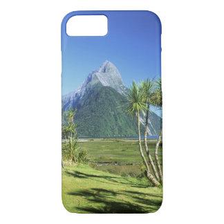 Coque iPhone 7 La Nouvelle Zélande, île du sud, crête de mitre,
