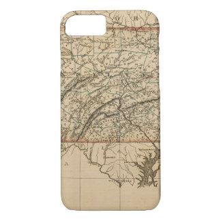 Coque iPhone 7 La Pennsylvanie, New Jersey
