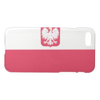 Coque iPhone 7 La Pologne