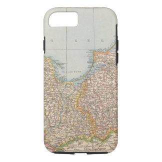 Coque iPhone 7 La Prusse d'Ost u Westpreussen, d'est et