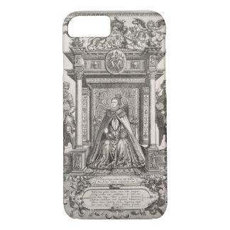 Coque iPhone 7 La Reine Elizabeth I (1533-1603) comme patron de