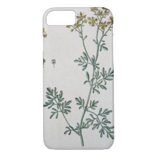 "Coque iPhone 7 La rue, plaquent 7 ""d'un de fines herbes curieux"","