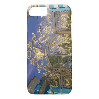 Coque iPhone 7 La Russie, Pushkin. Tours de détail et de soutien