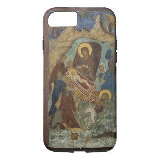 Coque iPhone 7 La Russie, Yaroslavl, fresque dans la cathédrale