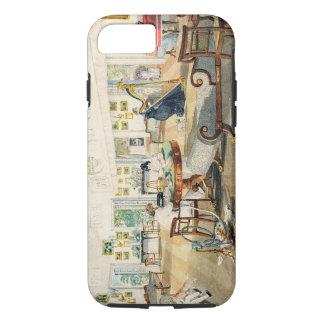 Coque iPhone 7 La salle d'été dans la Chambre de l'artiste à
