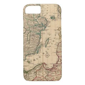 Coque iPhone 7 La Scandinavie, mer baltique, Suède, Danemark