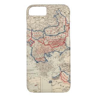 Coque iPhone 7 La Turquie en Europe 10