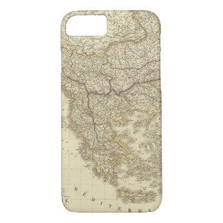 Coque iPhone 7 La Turquie en Europe 3