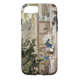 Coque iPhone 7 La vie domestique dans Kupang, Timor, plaquent 10