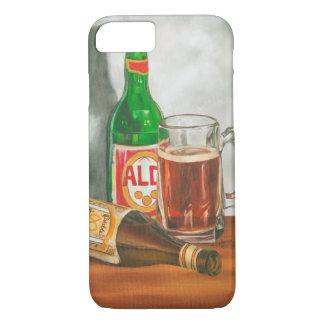 Coque iPhone 7 La vie toujours avec de la bière par Jennifer