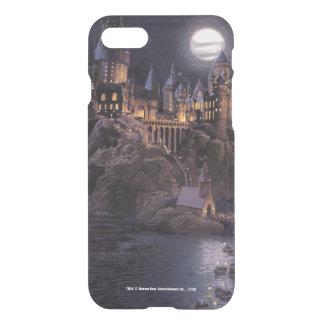 Coque iPhone 7 Lac castle   de Harry Potter grand à Hogwarts