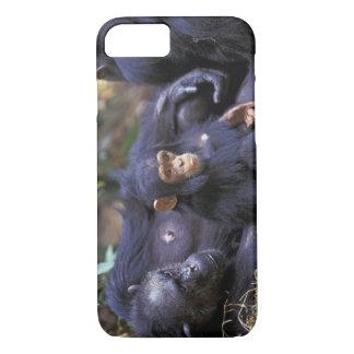 Coque iPhone 7 L'Afrique, Afrique de l'Est, Tanzanie, femelle de