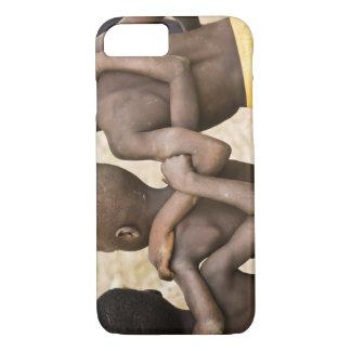 Coque iPhone 7 L'Afrique, Afrique de l'ouest, Ghana, Yendi. Tir