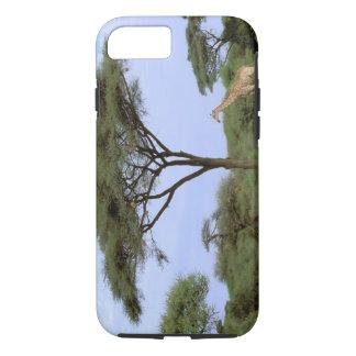 Coque iPhone 7 L'Afrique, Botswana, delta d'Okavango. Du sud