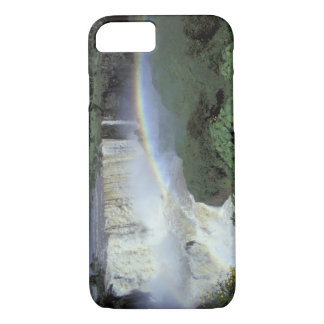 Coque iPhone 7 L'Afrique, Ethiopie, le Nil bleu, cataracte. 2