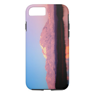 Coque iPhone 7 L'Alaska, parc national de Denali, le mont
