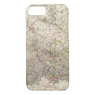 Coque iPhone 7 L'Allemagne Allemagne I