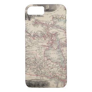 Coque iPhone 7 L'Amérique britannique 2