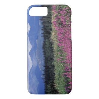 Coque iPhone 7 L'Amérique du Nord, Canada, le Yukon. Fleurs de