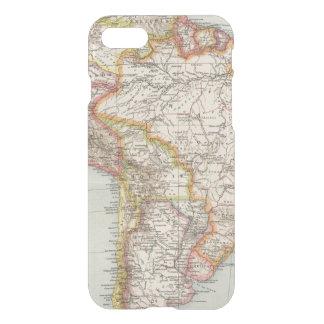 Coque iPhone 7 L'Amérique du Sud 2