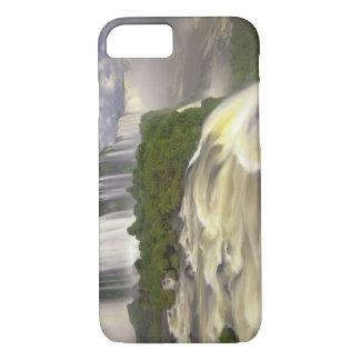 Coque iPhone 7 L'Amérique du Sud, Brésil, automnes d'Igwacu.