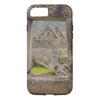 Coque iPhone 7 L'Amérique du Sud, Pérou, Machu Picchu. Deux