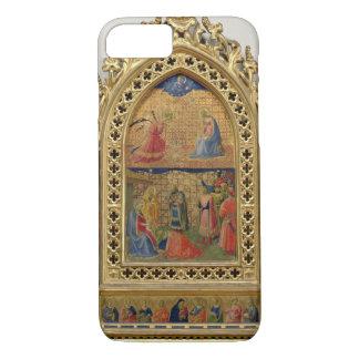 Coque iPhone 7 L'annonce et l'adoration des Magi (te