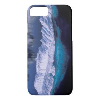Coque iPhone 7 L'Antarctique, baie de paradis. Iceberg dans le