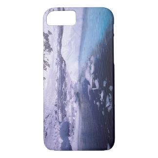 Coque iPhone 7 L'Antarctique. Expédition par des icescapes