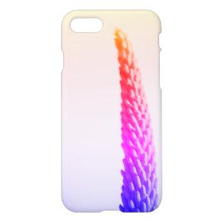 Coque iPhone 7 L'arc-en-ciel stylisé de plante colore IPhone 8/7