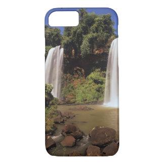 Coque iPhone 7 L'Argentine, Igwazu, chutes d'Igwazu. DOS de Salto