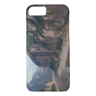 Coque iPhone 7 L'Asie, Chine, le fleuve Yangtze, Three Gorges.