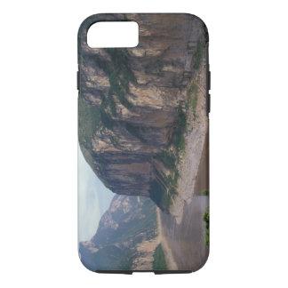 Coque iPhone 7 L'Asie, Chine, le fleuve Yangtze, Three Gorges.