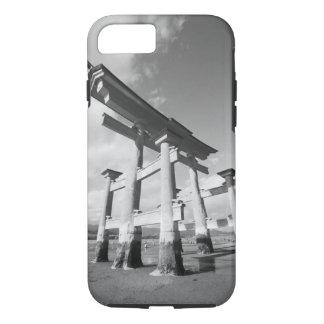 Coque iPhone 7 L'Asie, Japon, Miyajima. La porte de Torri