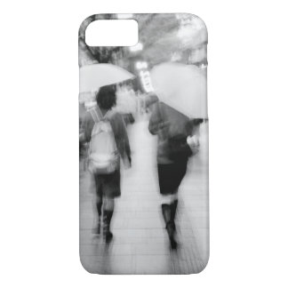 Coque iPhone 7 L'Asie, Japon, Tokyo. Jeunes femmes et parapluies