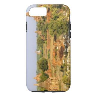 Coque iPhone 7 L'Asie, Myanmar (Birmanie), Bagan (païen). Passage