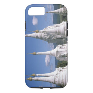 Coque iPhone 7 L'Asie, Myanmar, lac Inle. Pagodas. 2